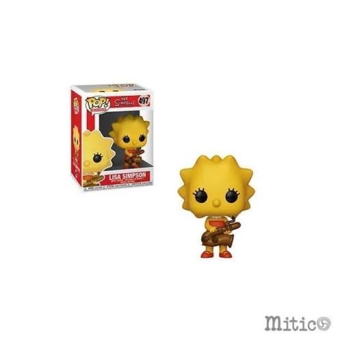 Funko Pop Lisa Simpson the Simpsons 497