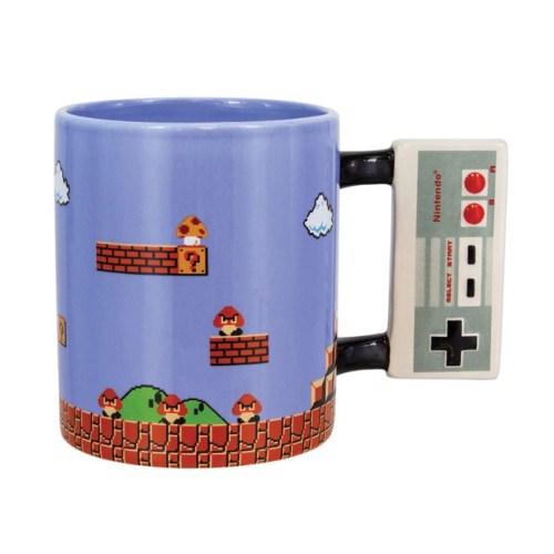 Tazza Manico Controller Super Mario Nintendo