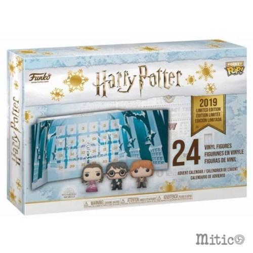 Funko Pop Calendario Avvento 2019 Harry Potter