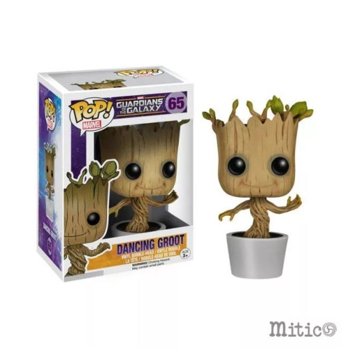 Funko Pop Dancing Groot Guardian of the Galaxy Marvel 65