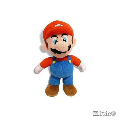 Peluche Super Mario Bros Nintendo