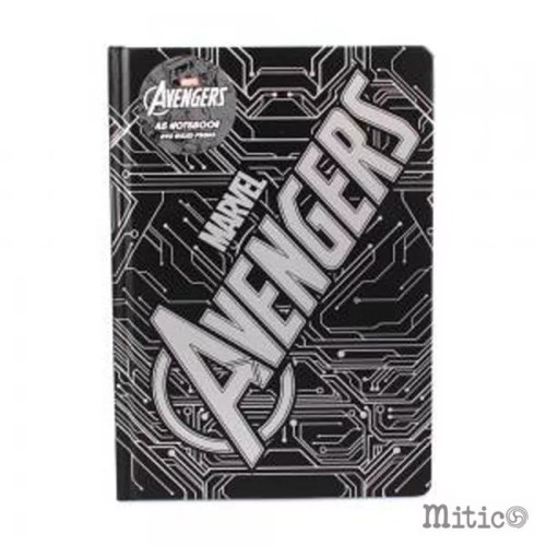 notebook Avengers Marvel