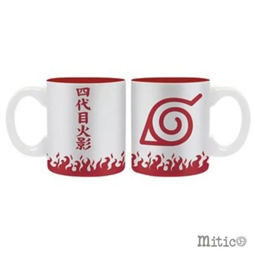 set tazzine da caffe Naruto Shippuden dettaglio 1