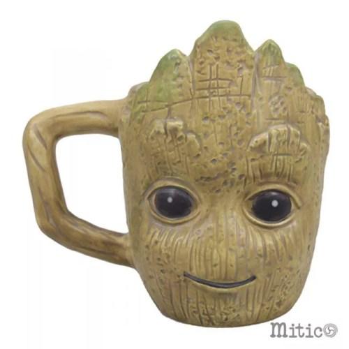 tazza 3D Groot piccola