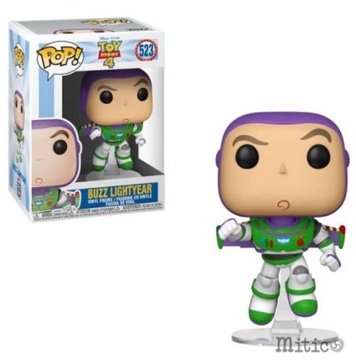 funko pop Buizz Lightyear Toy Story 4 Disney Pixar 523
