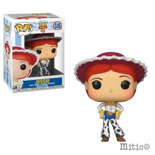 funko pop Jessie Toy Story 4 Disney Pixar 526