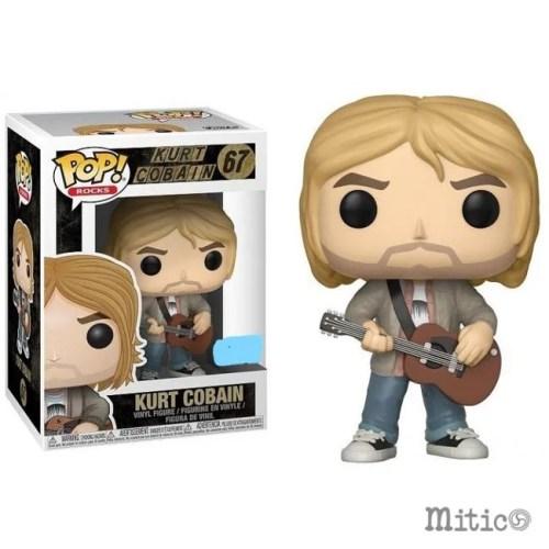 funko pop Kurt Cobain 67