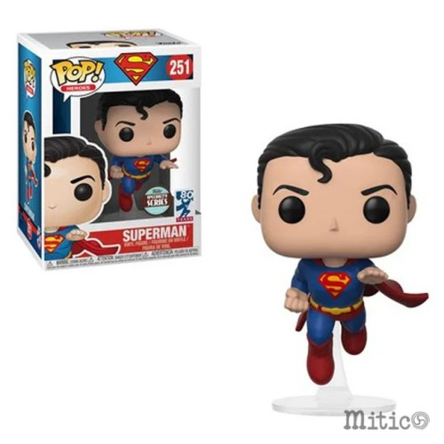 Funko Pop Superman DC Comics 251