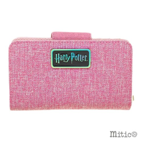 Portafoglio donna Luna Lovegood Harry Potter retro