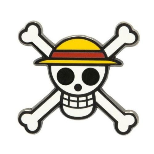 Spilla Cappello di Paglia One Piece