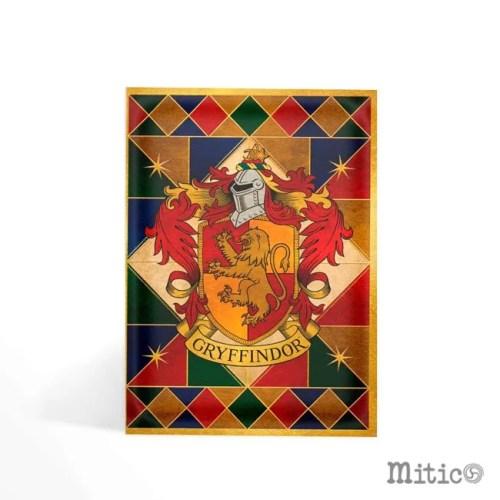 Biglietto augurale Grifondoro Harry Potter