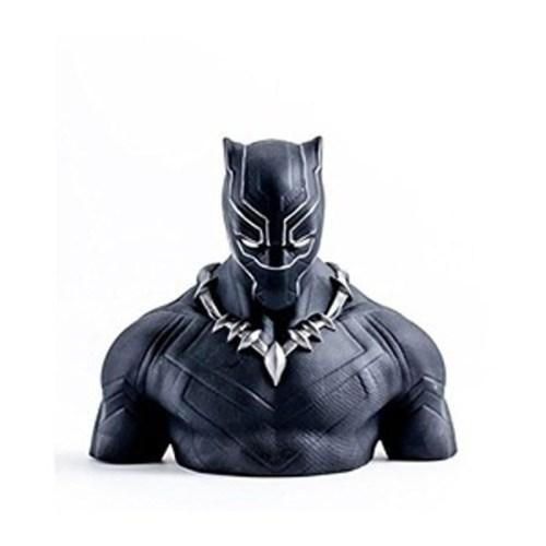 Salvadanaio Black Panther Marvel