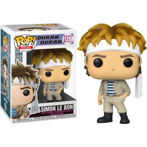Funko Pop Simon Le Bon Duran Duran 126