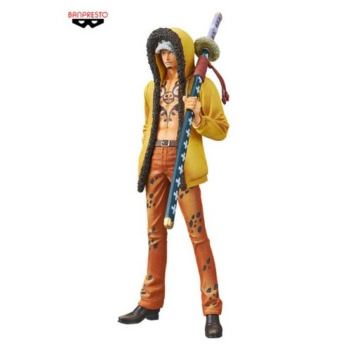 Action Figure Trafalgar Low The Grandline Men vol.5 One Piece