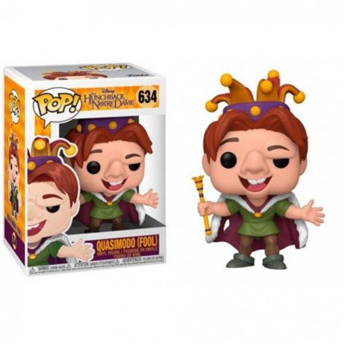 Funko Pop Quasimodo Fool The Hunchback of Notre Dame 634