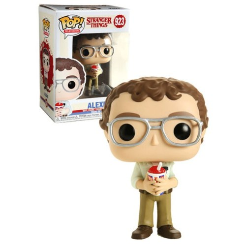 Funko Pop Alexei Stranger Things 923