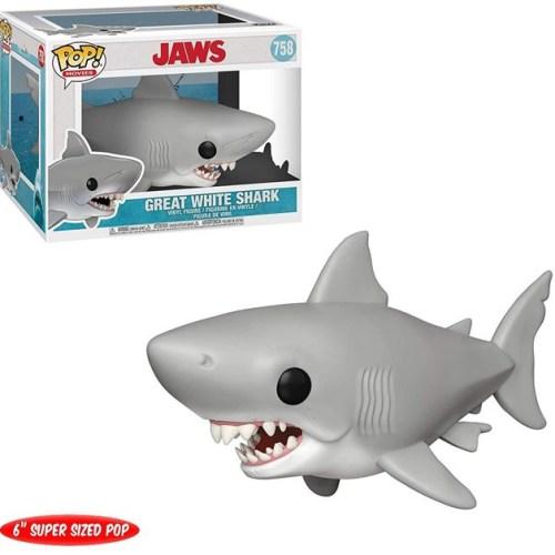 Funko Pop Great White Shark Jaws 758 Oversized