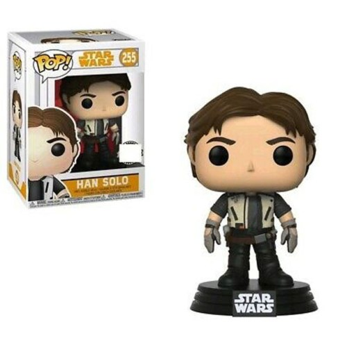 Funko Pop Han Solo Star Wars 255