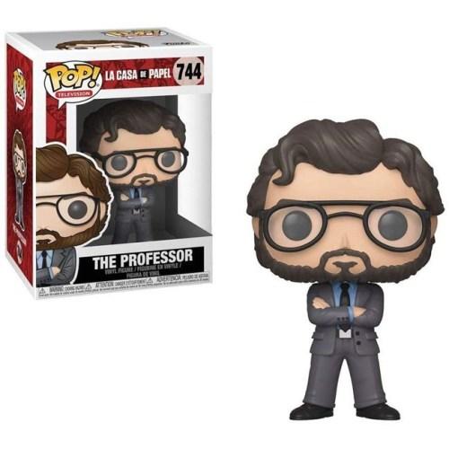 Funko Pop The Professor La casa de Papel 744