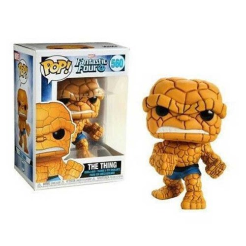 Funko Pop The Things Fantastic Four Marvel 560