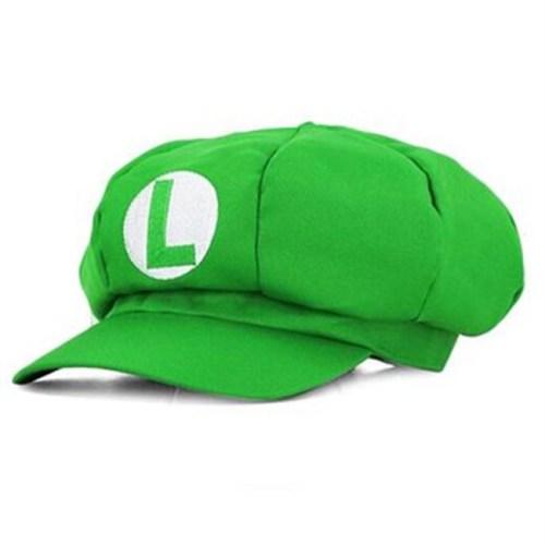 Cappello Luigi Super Mario