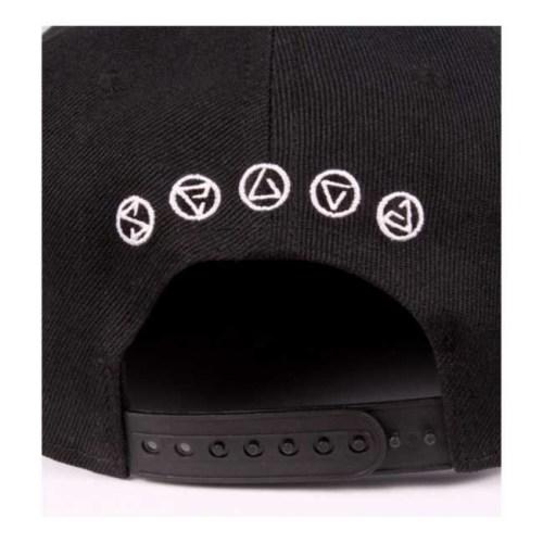 Cappello regolabile con visiera the witcher retro