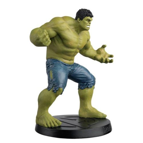 Action Figure Hulk Eaglemoss dettagli