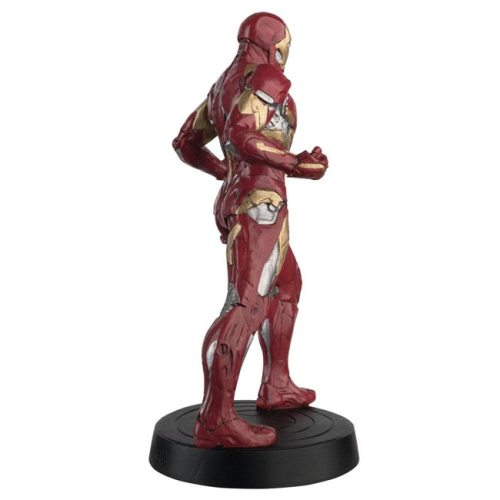 Action Figure Iron Man Eaglemoss retro
