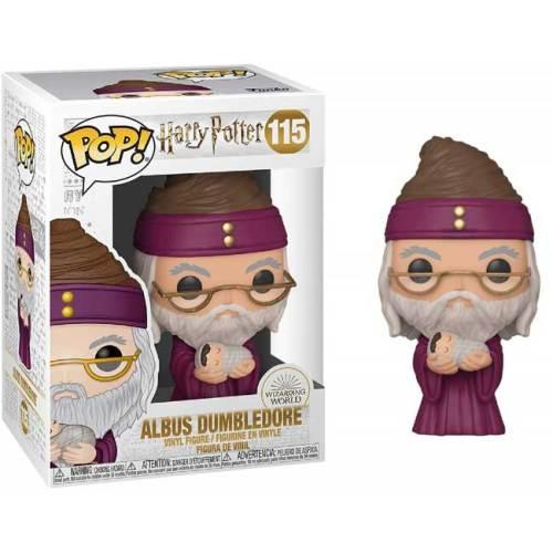 Funko Pop Albus Dumbledore Harry Potter 115