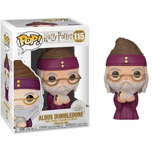 Funko Pop Albus Dumbledore Harry Potter 115