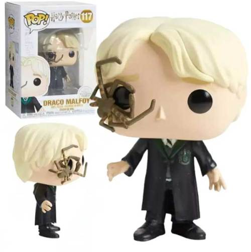 Funko Pop Draco Malfoy Harry Potter 117