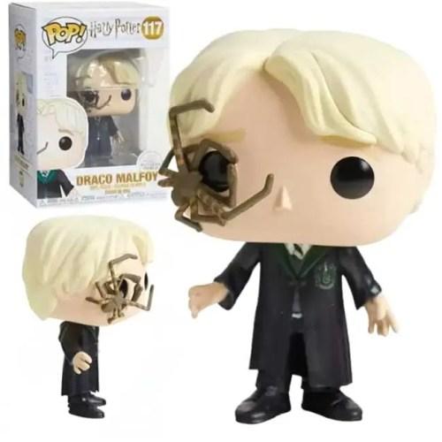 Funko Pop Draco Malfoy Harry Potter 117