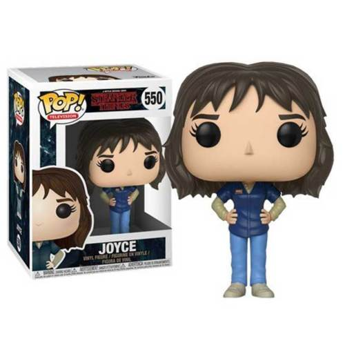 Funko Pop Joyce Stranger Things 550