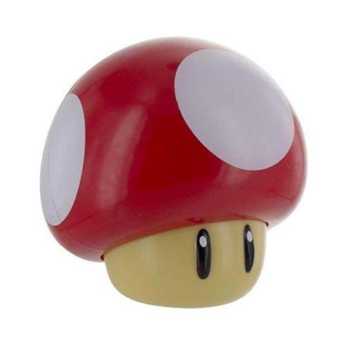 Lampada Funghetto Super Mario con suoni
