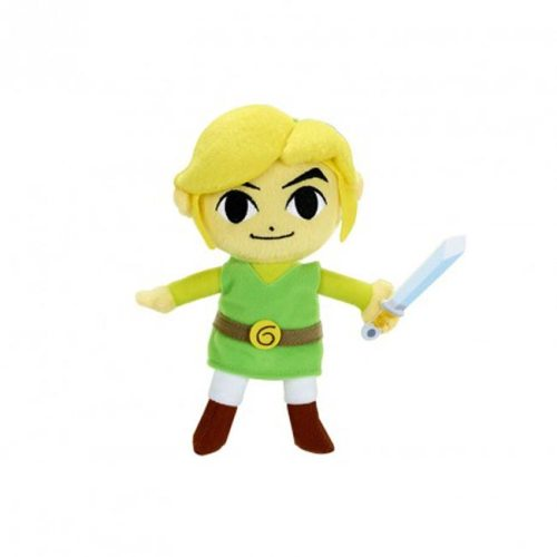 Peluche Link The Legend of Zelda 18cm