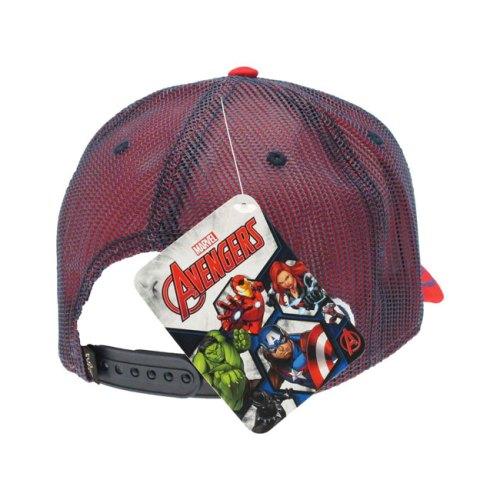 Cappello con visiera Capitan america Marvel retro