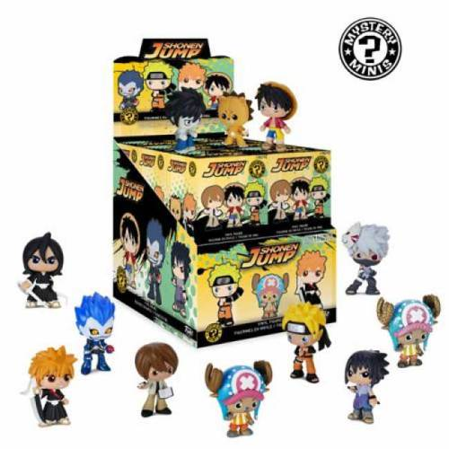 Funko Mystery Mini Shonen Jump Mix Anime Japan