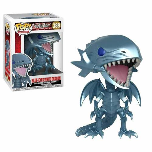Funko Pop Blue Eyes White Dragon YU GI OH! 389