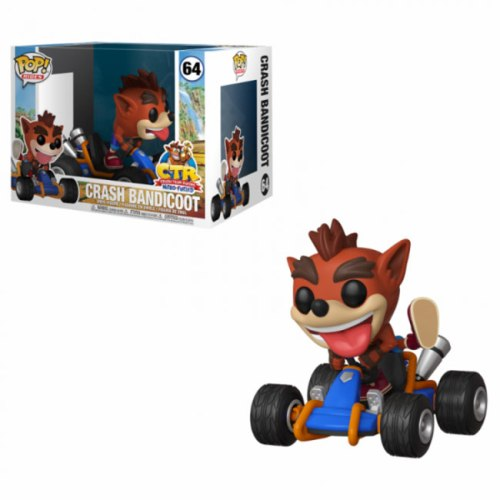 Funko Pop Crash Bandicoot 64