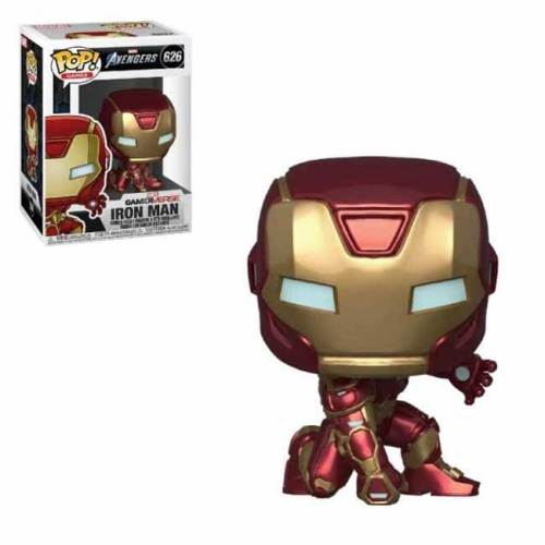 Funko Pop Iron Man Gamerverse Marvel Avengers 626