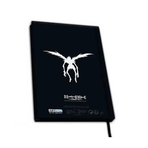 Death Note Notebook A5 Elle Ryuk