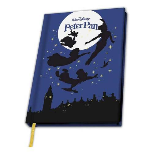 Peter Pan Notebook A5 Disney
