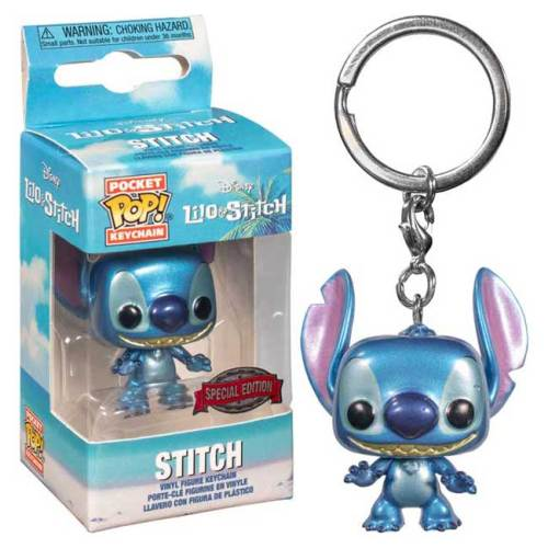 Pocket Pop Keychain Stitch special edition