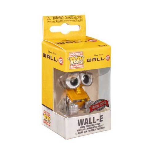 Pocket Pop Keychain Wall e special edition