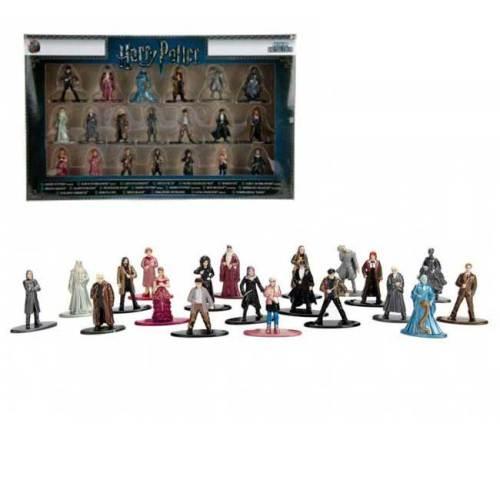 Set 20pz Personaggi Harry Potter 4cm metal