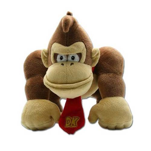 Donkey Kong Peluche Nintendo 22cm
