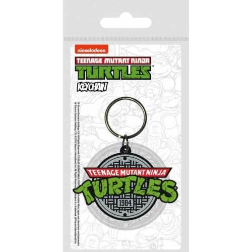 Portachiavi in gomma Teenage Mutant Ninja Turtles
