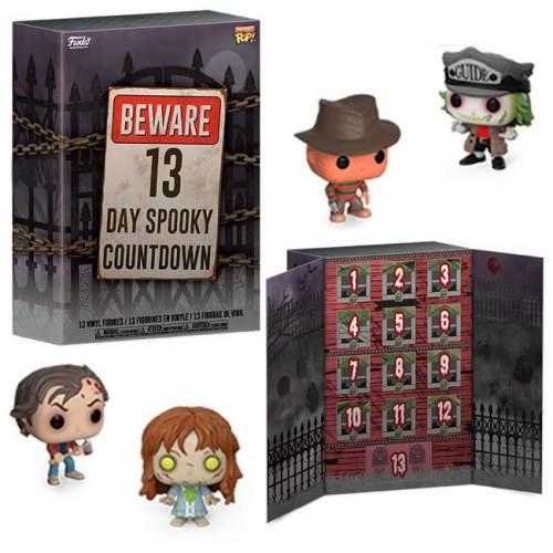 13 Day Spoky contdown Calendario dell'avvento Horror