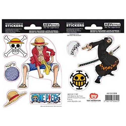 Adesivi Stickers One Piece
