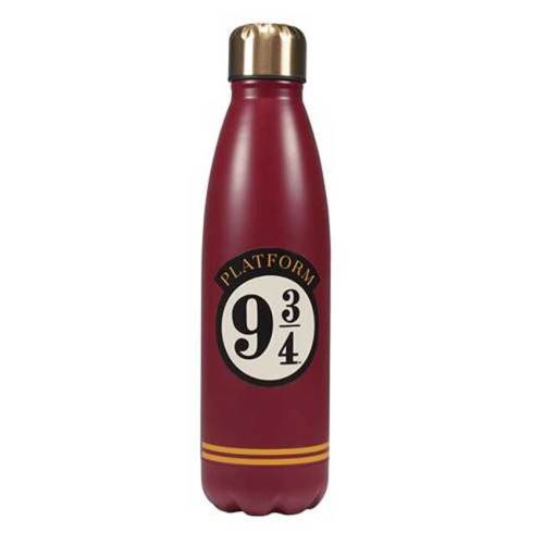 Bottiglia termica in Metallo 9 3/4 Hogwarts Express Harry Potter
